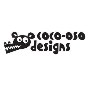 Coco-oso Designs logo