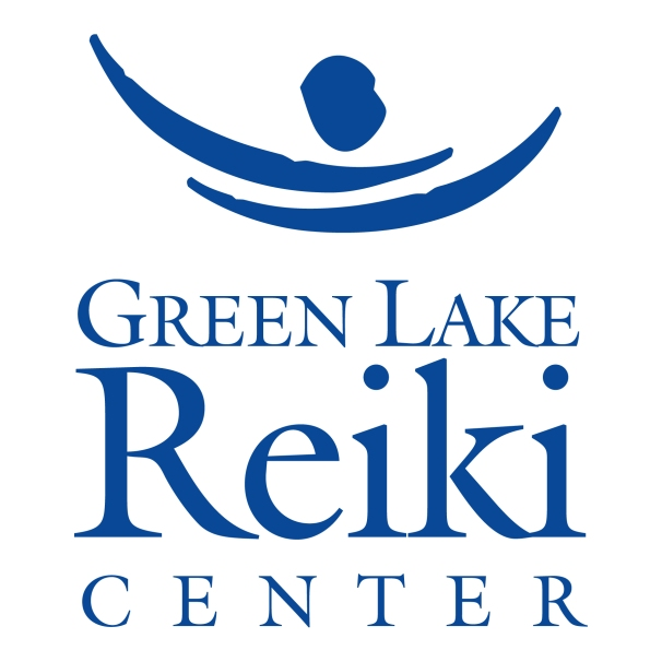 Green Lake Reiki logo