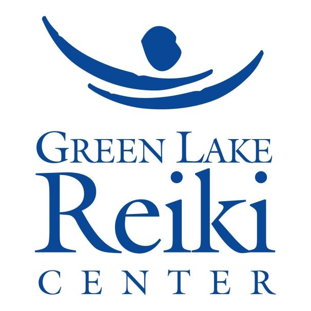 Green Lake Reiki logo