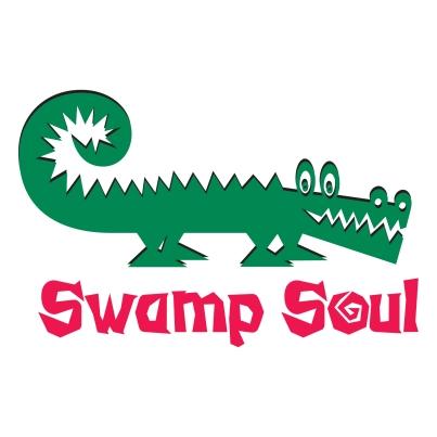 Swamp Soul logo